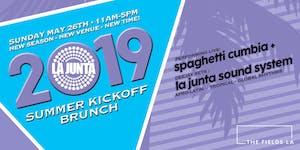 LA JUNTA 2019 SUMMER KICKOFF BRUNCH