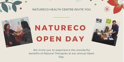 Natureco Health Centre Open Day