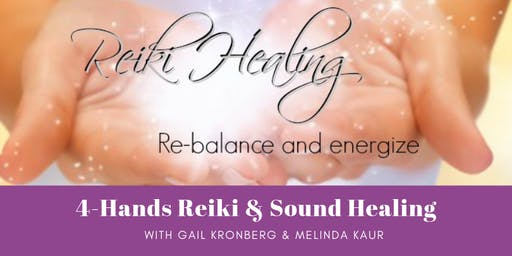 4 Hands Reiki & Sound Healing