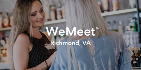 WeMeet Richmond Networking & Happy Hour tickets