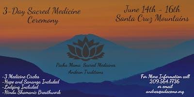 3-Day Sacred Medicine Retreat (Aya-huambisa, Bufo-Huasca and San Pedro)