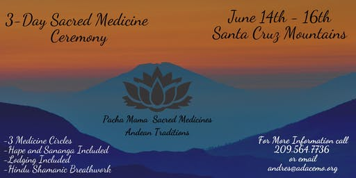 3-Day Sacred Medicine Retreat (Aya-huambisa, Bufo-Huasca and San Pedro)`