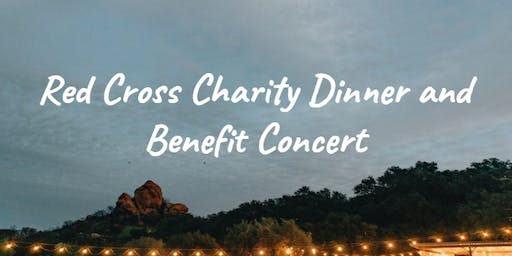 Red Cross Charity Concert and Dinner