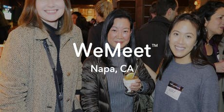 WeMeet Napa Networking & Happy Hour tickets