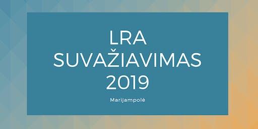 LRA suvažiavimas Marijampolėje 2019