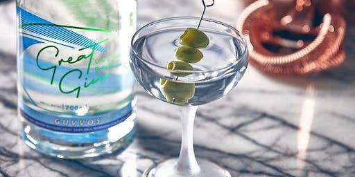 GORG Gin Cocktails & GORGEOUS Desserts