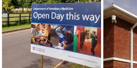 OPEN DAYS: 4TH & 5TH JULY 2019, DEPARTMENT OF VETERINARY MEDICINE tickets