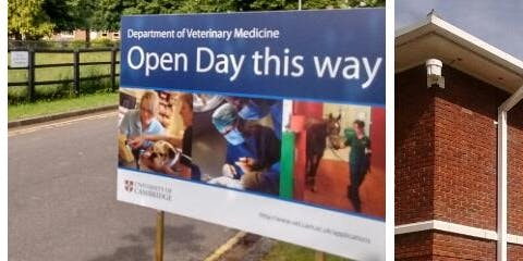 OPEN DAYS: 4TH & 5TH JULY 2019, DEPARTMENT OF VETERINARY MEDICINE