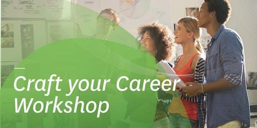 Craft Your Career Workshop