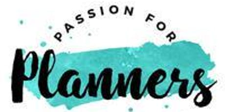 Passion For Planners tickets