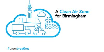 Clean Air Zone Businesses and Organisations Event 2nd July 2019