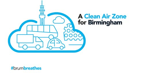 Clean Air Zone Businesses and Organisations Event 18th June 2019