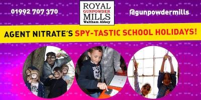 Agent Nitrates Spy-tastic School Holidays! - Gift