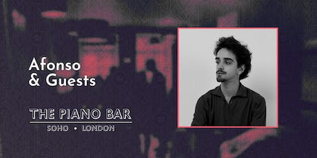 Afonso & Guests tickets