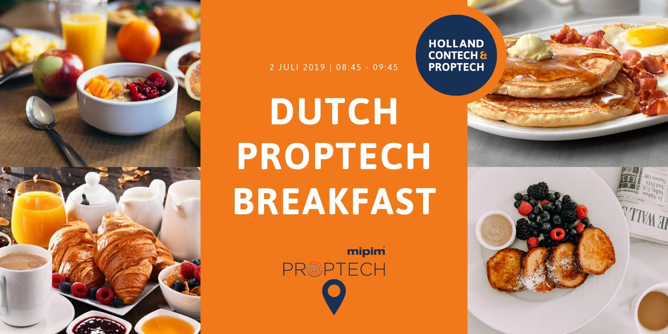 Dutch PropTech Breakfast