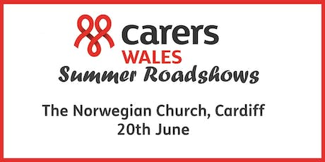 The Norwegian Church, Cardiff - Carers Wales Summer Roadshow tickets