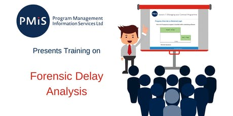 Introduction to Schedule Forensic Delay Analysis, August tickets