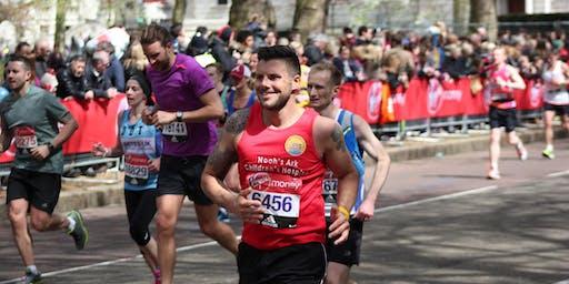 Virgin Money London Marathon 2020 - Run for Noah's Ark Children's Hospice!