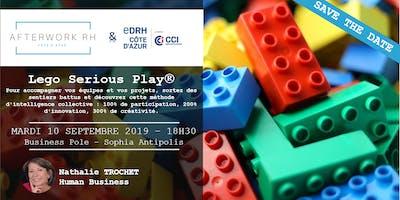 AfterWork RH Côte d'Azur – 10 septembre 2019 – Lego Serious Play