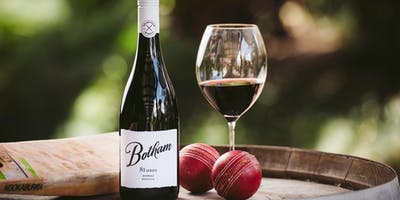 Hampshire Food Festival - The Ashes of Wine at Beefy's by Sir Ian Botham