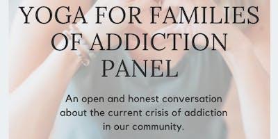 Yoga for Families of Addiction Panel
