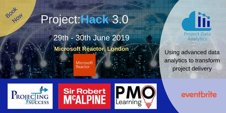 Project:Hack 3.0 tickets