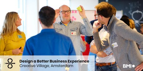 Design a Better Business Experience - Amsterdam tickets
