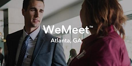 WeMeet Atlanta Networking & Social Mixer tickets