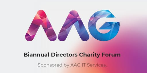 Biannual Directors Charity Forum: November 2019