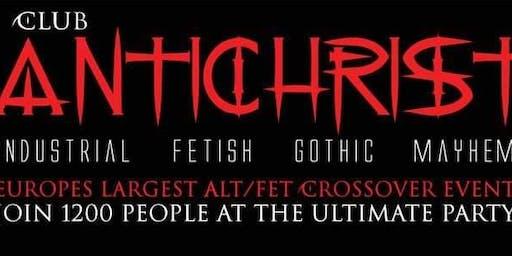 Club AntiChrist's Vampire Masquerade