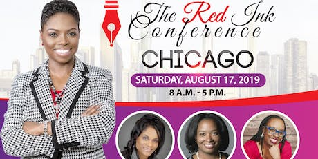 The Red Ink Conference 2019: Chicago tickets
