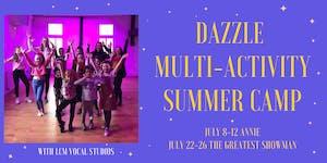 DAZZLE Multi-Activity Summer Camp - Annie