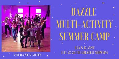 DAZZLE Multi-Activity Summer Camp - Annie tickets