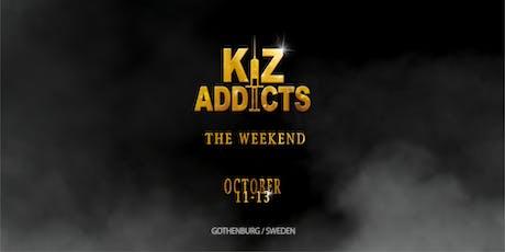 Kiz Addicts the Weekend tickets