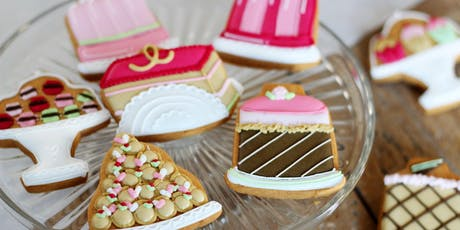 Biscuiteers School of Icing - Patisserie Collection - Northcote Road tickets