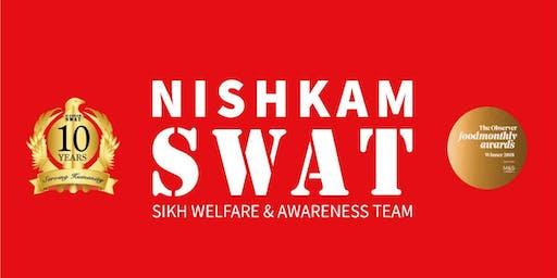 """NishkamSWAT Volunteer Training - """"Managing Challenging Behaviour"""""""