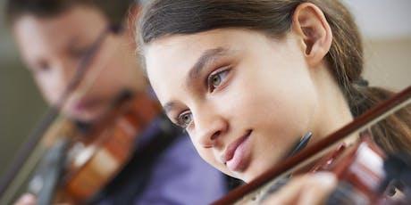 Fiddle Fiesta - Cedars Upper School tickets
