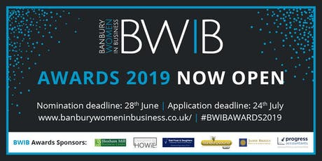 Banbury Women in Business Annual Conference & Awards 2019 tickets