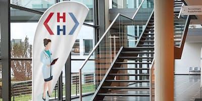 Healthcare Hackathon Mainz Publikumsevent am 6.Juni 2019