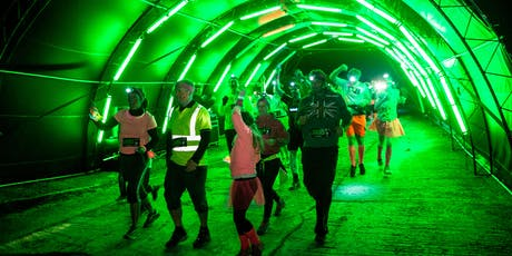 Glow in the Park London #TeamWoodGreen tickets