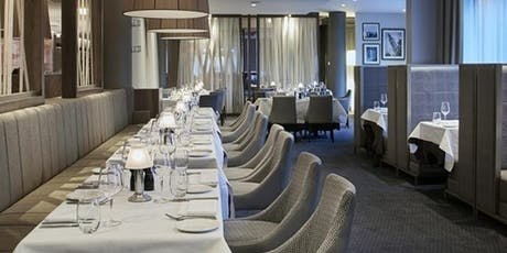 Business Junction's Islington networking lunch at DoubleTree by Hilton Islington tickets