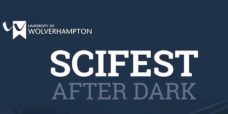 SciFest After Dark - General Admission (18+)  tickets