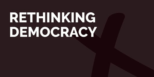 Rethinking Democracy: Professor Andrew Gamble Book Launch