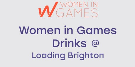 Monthly Women in Games Drinks tickets
