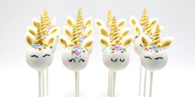Einhorn Cake Pop Backkurs in Berlin!