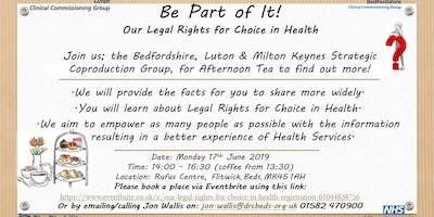 Our Legal Rights For Choice in Health