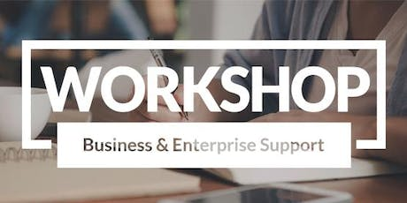 Workshop - Business Planning - A guide to a winning business plan tickets