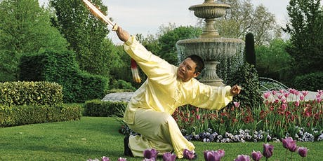 20 July: Chen Tai Ji Single Sword, London Workshop with Shifu Liu tickets