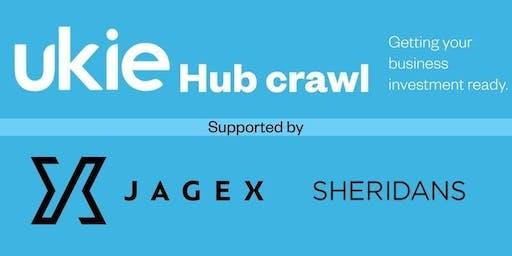 Dundee: Ukie Hub Crawl: Getting Investment Ready 2019