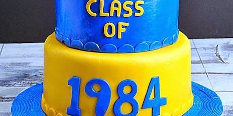 35th Year Reunion of George Washington High School Class of 1984 tickets